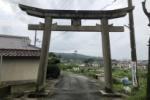 明治32年に再建された天田神社の鳥居に刻まれているのは誰?【交野クイズ】