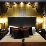 『ドバイ『ジュメイラ・ザビール・サライ』デラックスキング・シービュー 宝石箱のようなホテルへ。』の画像