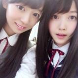 『【乃木坂46】阪口珠美と久保史緒里、2年前も今も可愛い・・・』の画像