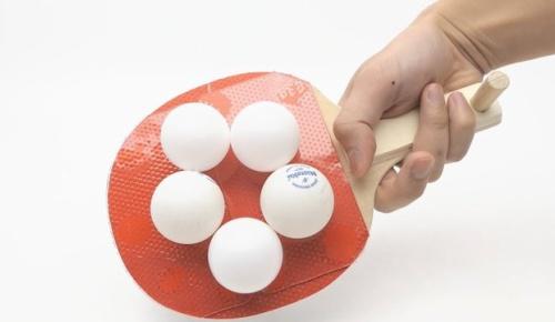 日本人YouTuberが完成させた「超回転サーブを打てる卓球ラケット」に海外からも驚きの声