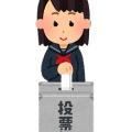 日本の若者投票率60歳以上の半分程度…一方台湾は20代で9割との調査も