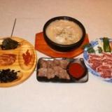「サムゲタン」お食事セットのサムネイル