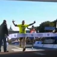 キプサングのマラソン世界新記録