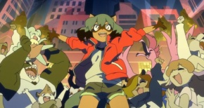 【BNA】第1話 感想 獣人だけの自由の街へ【ビー・エヌ・エー】