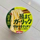『日清NISSIN「麺までガーリックやみつきタンメン」』の画像