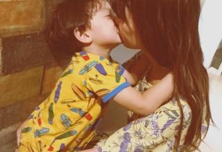 【強烈】スザンヌと息子のキス画像が流出wwwww