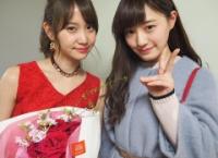 乃木坂 中田花奈は乃木坂加入前に永尾まりやの握手会にきていた