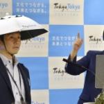 東京五輪のあの「かぶる日傘」がフィギュア用「かぶせられる傘」になってガチャに登場