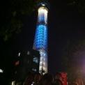 スカイツリータワー前にて / 次回の東京レイキのお知らせ
