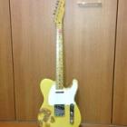 『第1回目・愛器紹介・Fender Japan Telecaster』の画像