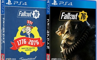 『Fallout 76』日本語版が11月15日に発売決定!海外版とほぼ同時スタート!