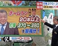 【阪神】掛布「佐藤、本当はサードにこだわりたいって言いたかったんだと思う」