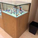 『【お客様設定のフルオーダー】ケンドン式の展示ケースを納品』の画像