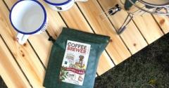 手軽に外コーヒーできる!超絶簡単な「COFFEE BREWER」を試してみた