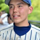 『【高校野球】父ヒロミ 母松本伊代の小園適時打/西東京』の画像