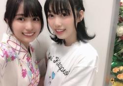 【ぐうかわ】賀喜遥香×北川悠理、賀喜ちゃんのお胸が・・・・・