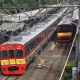 『あの電車の屋根を見てみよう東急8000系8003F』の画像