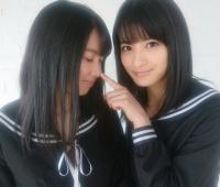 【欅坂46】オダナナ&米さんがクールビューティーに挑戦!てか美人になったなぁ!『UTB+ Vol.37』