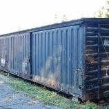 『放置貨車 秩父鉄道ワキ800形ワキ825』の画像