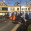 南武線 西国立駅~矢川駅間で人身事故「踏切内で急ブレーキ、倒れてる人が見えた」電車遅延10月24日