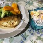 『名月に団子成らず、鯖の照り煮を!男の簡単料理!』の画像