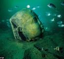 エジプトのナイル河に沈んでいた 2000年前の石碑や像 大英博物館へ 保存状態すげぇ!