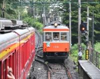 『速報! 箱根登山鉄道全線復旧』の画像