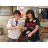 『歌手でギタリストの「福山芳樹さん」が、パソコン修理にいらっしゃいました!!!』の画像