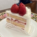 French Pound House 日本一のショートケーキ