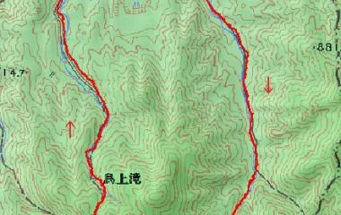 『船通山周回登山 Nov. 11, 2018』の画像
