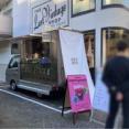 南青山に『more more(モアモア)』なるクレープのキッチンカーがオープンしてる。