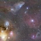 『さそり座頭部の星雲群』の画像