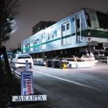 『BukitDuriで改造中のTM6107F』の画像