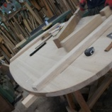 『テーブル完成』の画像