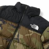 『Freak's Store オンライン発売中 THE NORTH FACE  Novelty Nuptse Jacket』の画像