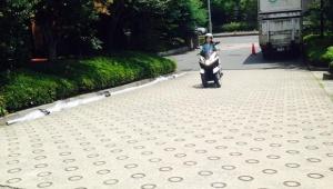 優子がバイクの免許取ったどー!!