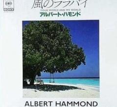 Your World My World / 風のララバイ(Albert Hammond / アルバート・ハモンド)1981