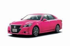 ピンククラウン価格は570~600万円! 特別色の呼び名はモモ○ロ  ウ!