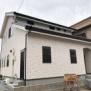 【ただ今施工中】・・・垂井町のおうち かわいい外観と気持ちいい縁側のある家