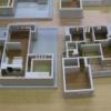<3Dプリント>マンションインナー模型1/100