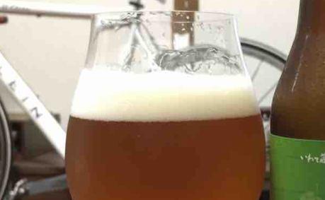 岩手のホップを使ったビール