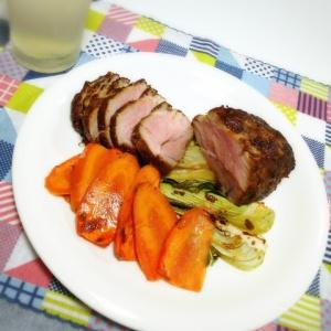 豚肉の中華風ロースト