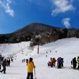 『大晦日スキー!息子と2人でノルン水上スキー場へ出かけてきた話』の画像