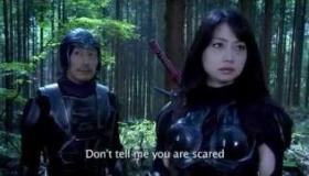 【邦画】忍者VSエイリアン PV の海外の反応