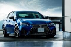 レクサス 新型「GS」2018年発売予定! 新開発GA-Lプラットフォーム採用