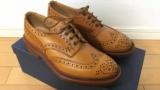【Tricker's】革靴買ったぞー(※画像あり)