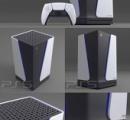 【画像】PS5発表前の予想デザインwww笑www笑www笑www笑www笑www