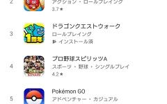 【原神】【朗報】Androidでセルラン1位!