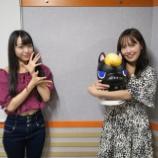『[イコラブ] 諸橋沙夏・瀧脇笙古、7月30日 ラジオNIKKEI「ラジオiNEWS」実況など』の画像