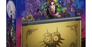 3DS『ゼルダの伝説 ムジュラの仮面3D パック』の予約受付開始!
